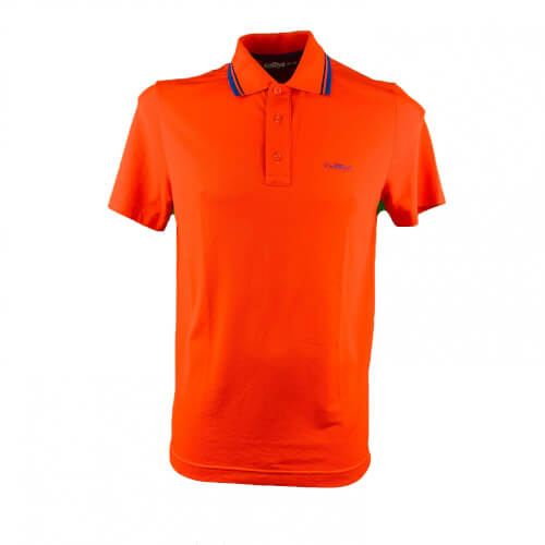 Chervo Herren Polo Affetto DRY MATIC orange 360