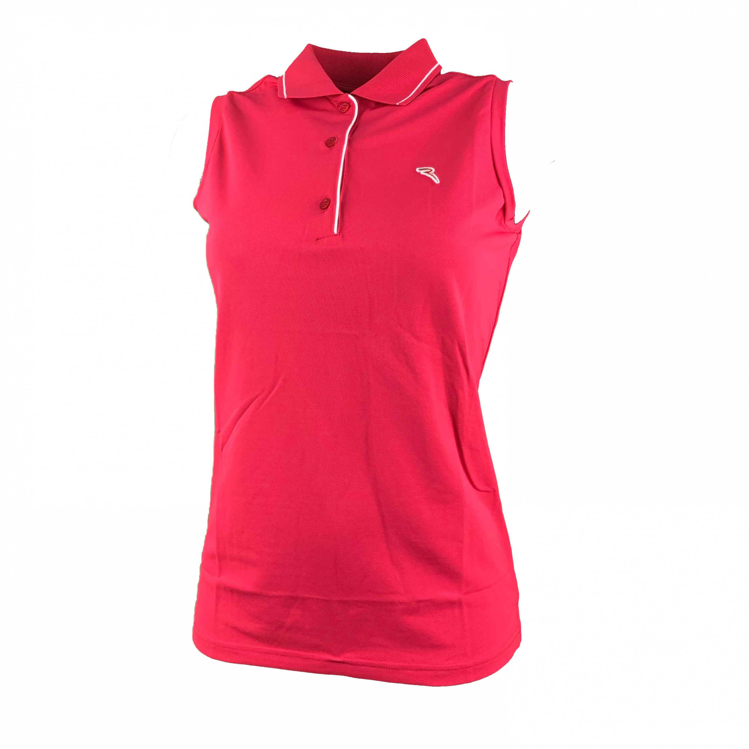 Chervo Damen Polo Top Andrich DRY MATIC himbeere 778