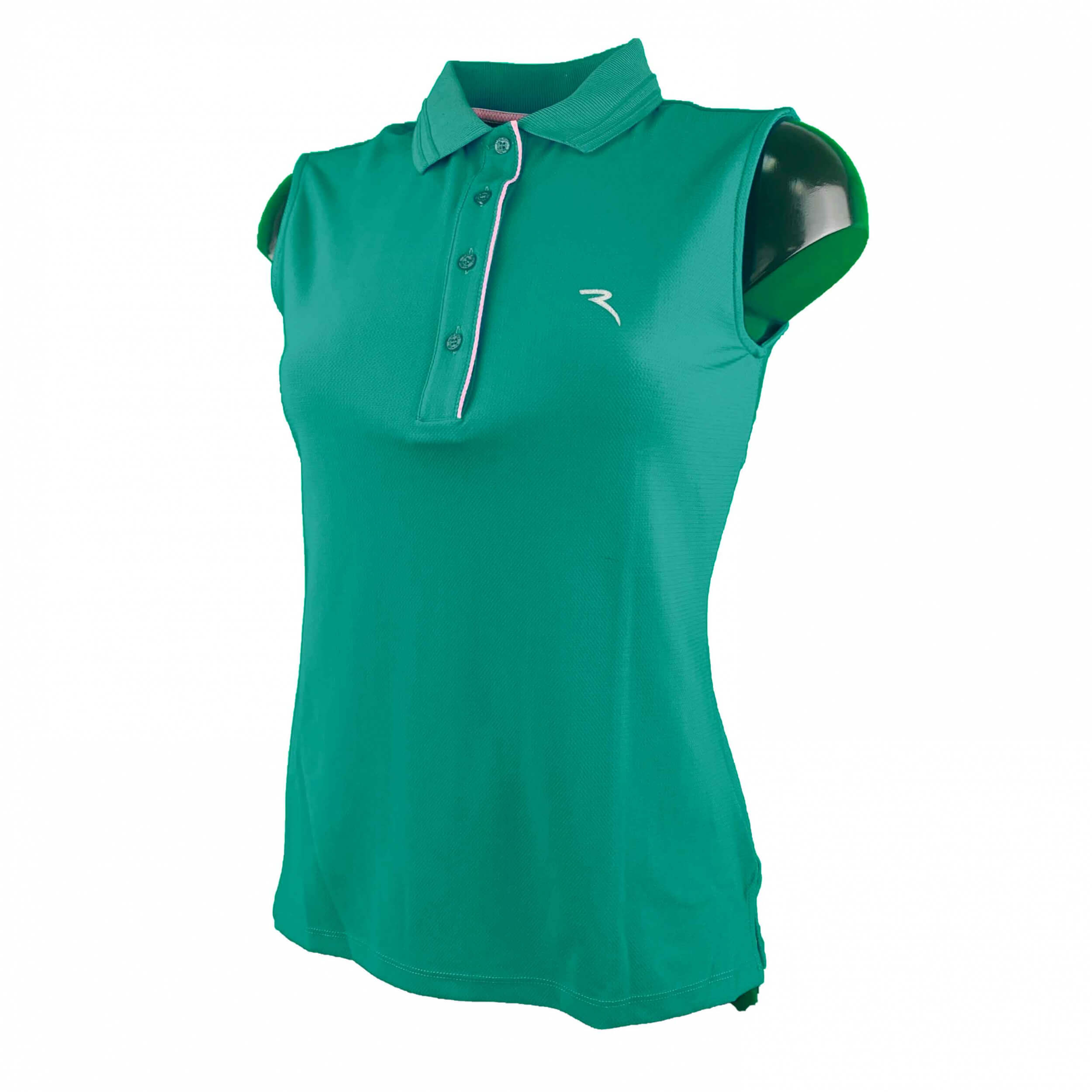 Chervo Damen Polo Top Allevi DRY MATIC petrol 672