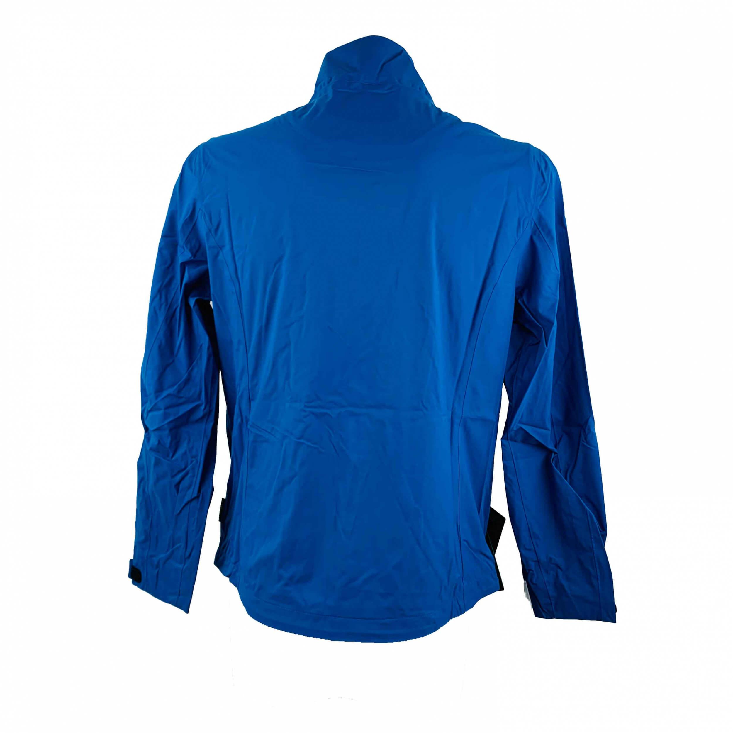 Chervo Herren Regenjacke Molino AQUA BLOCK blau 569
