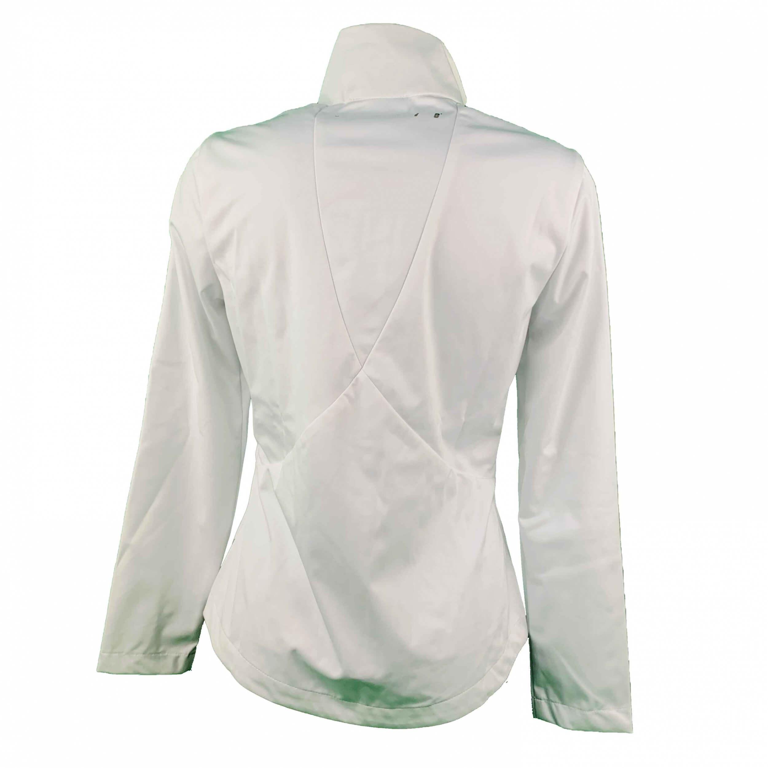 Chervo Damen Softshell-Jacke WIND LOCK Madlene weiß 100