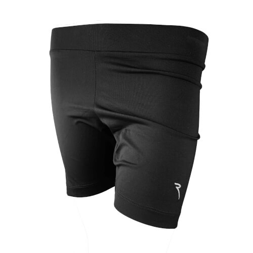 Chervo Damen Short Tight Giarre SUN BLOCK schwarz 999 2.Wahl