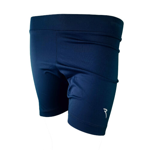 Chervo Damen Short Tight Giarre SUN BLOCK navy 2.Wahl