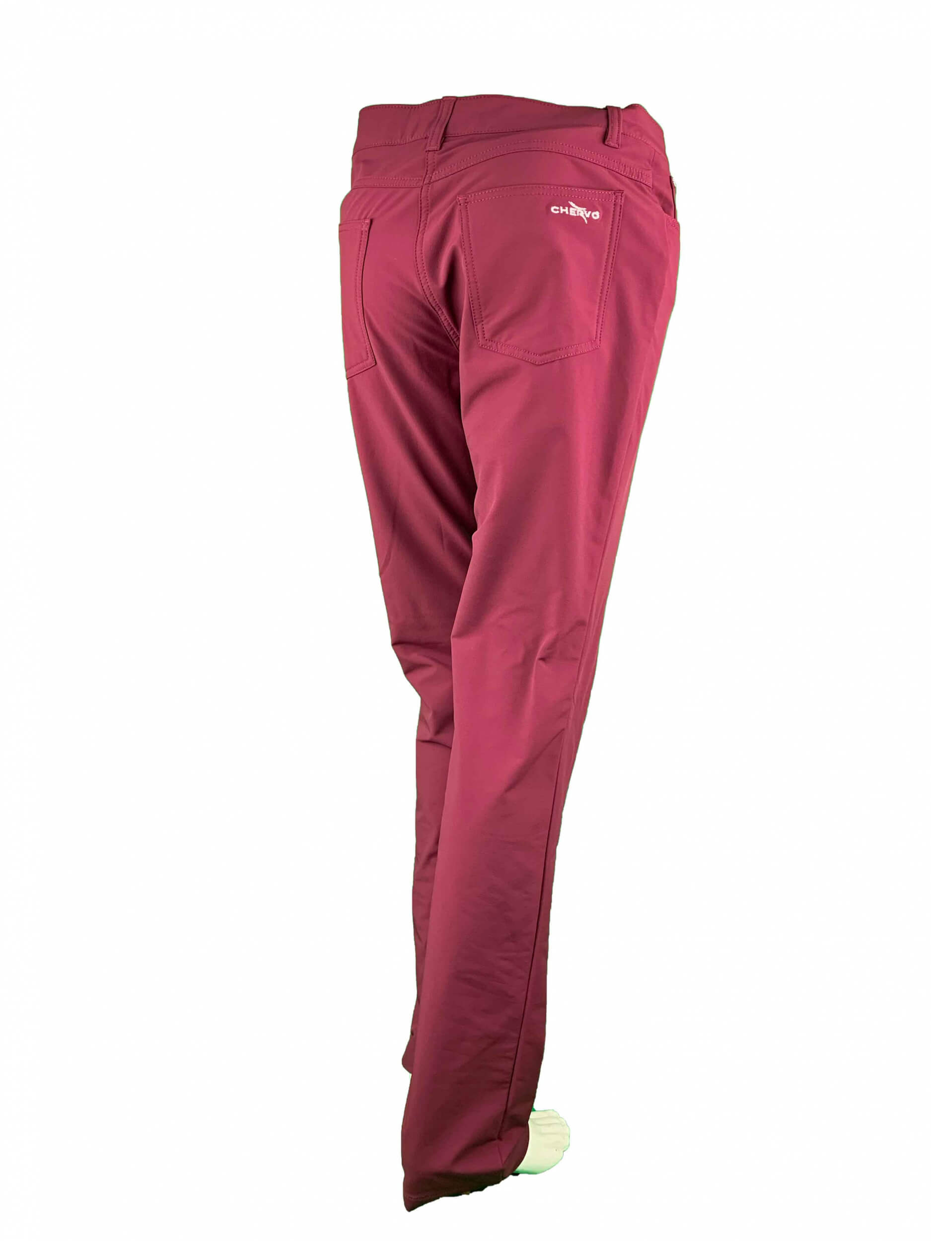 Chervo Damen Hose Sintassi SOFTSHELL 896 bordeaux
