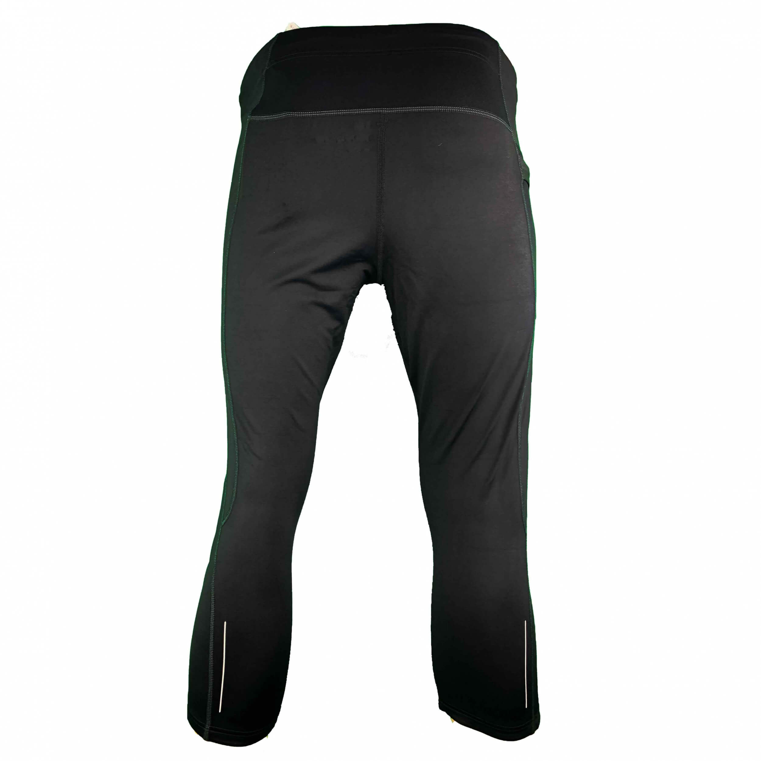 Peak Performance Herren kurze Lauf Hose Tight Lavvu 311B schwarz