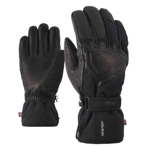 ZIENER Ski Handschuhe GORETEX Gigolosso schwarz 12