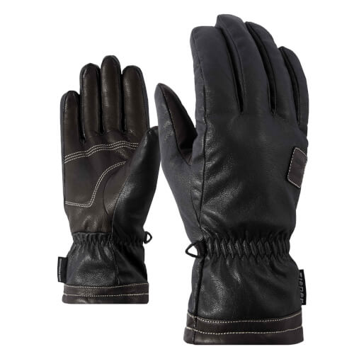 ZIENER Freizeit-Handschuhe Isor schwarz 12