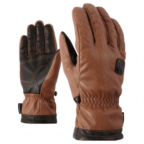 ZIENER Freizeit-Handschuhe Isor braun 406