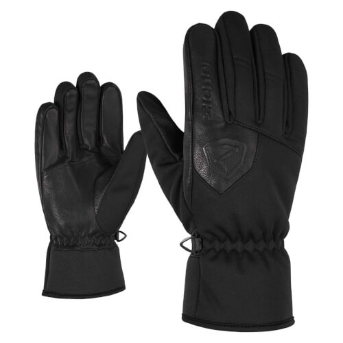 ZIENER Multisport Handschuhe THERMOSHIELD Irdu schwarz 12