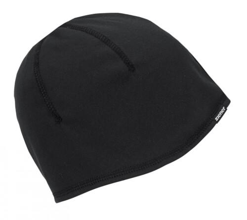 ZIENER Helmmütze Item schwarz 12