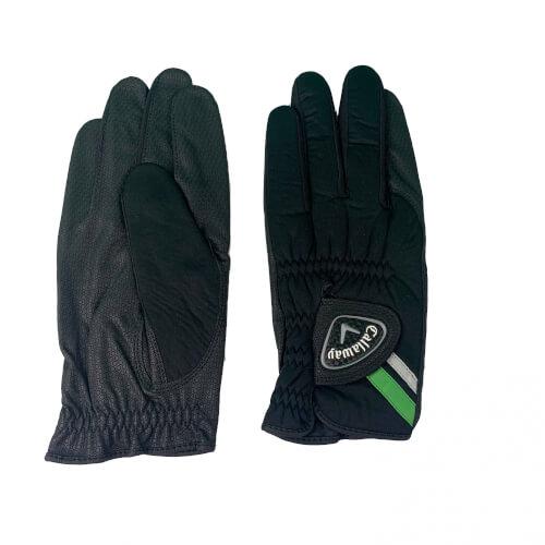 Callaway Herren Paar Golfhandschuhe Winter Glove schwarz