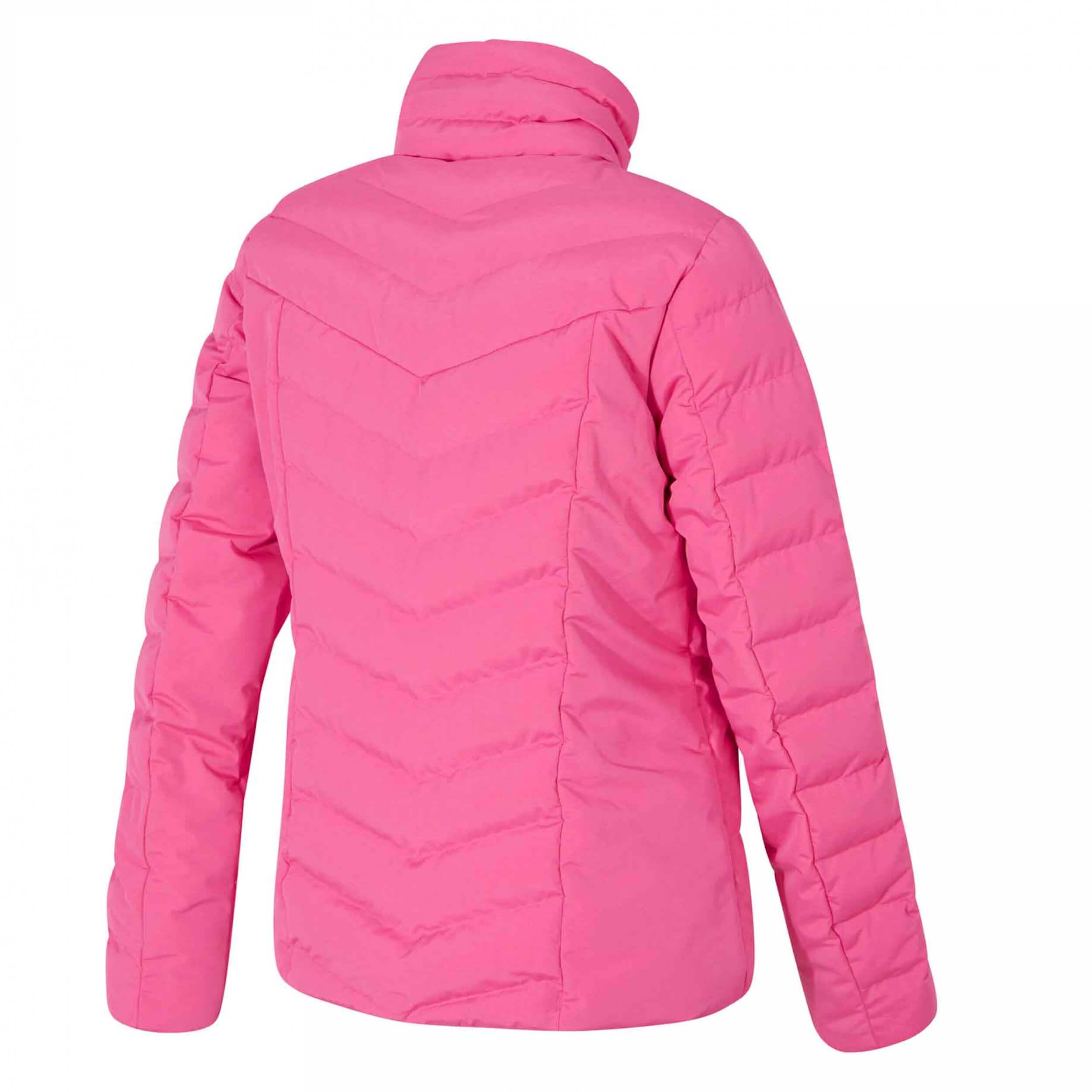 ZIENER Damen Skijacke AQUA SHIELD Talma pink 256