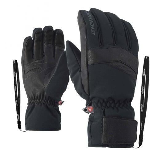 ZIENER Ski Handschuhe GORETEX Grady schwarz 12