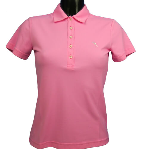 Chervo Damen Polo Appennini DRY MATIC pink 2.Wahl