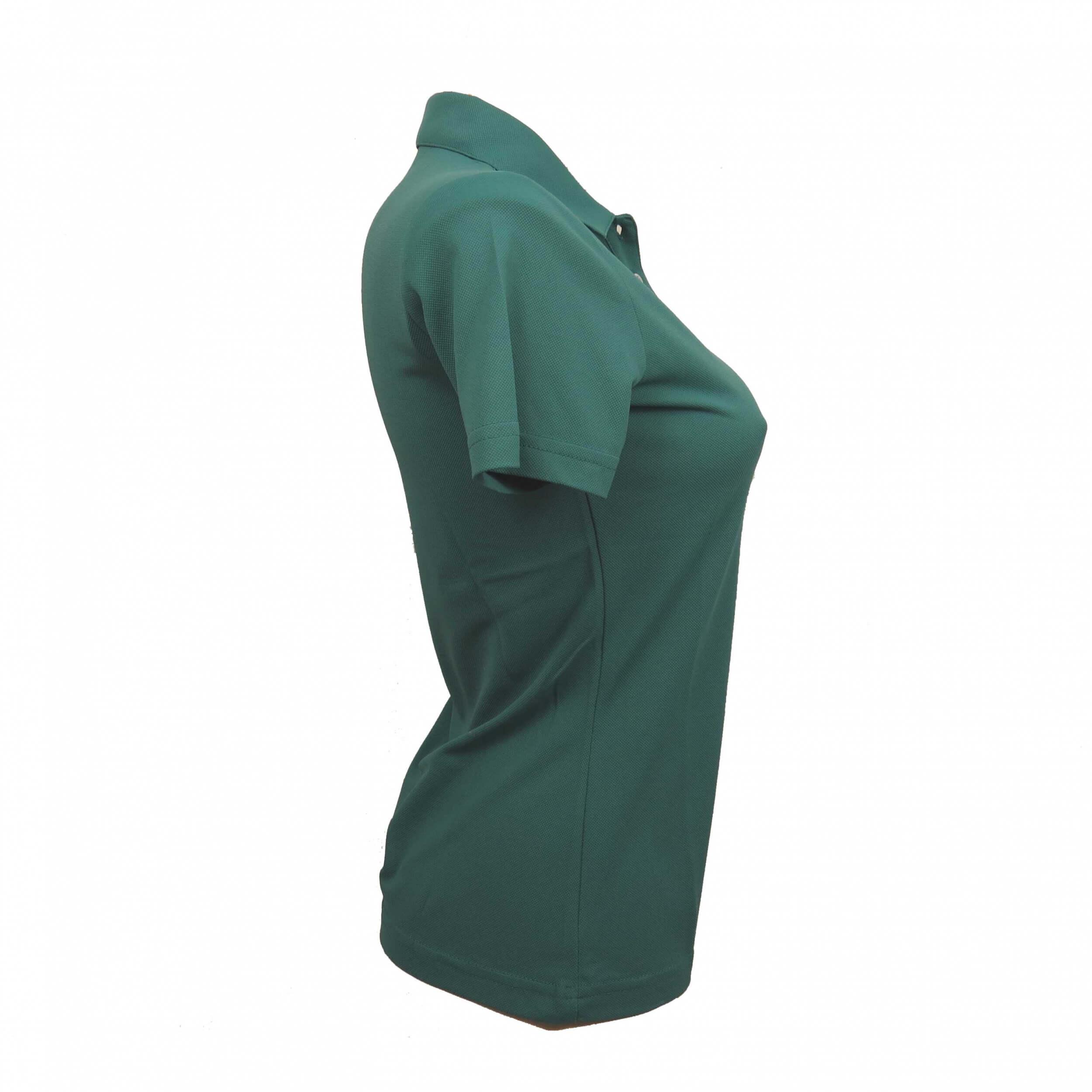 Chervo Damen Polo Appennini DRY MATIC grün 2.Wahl