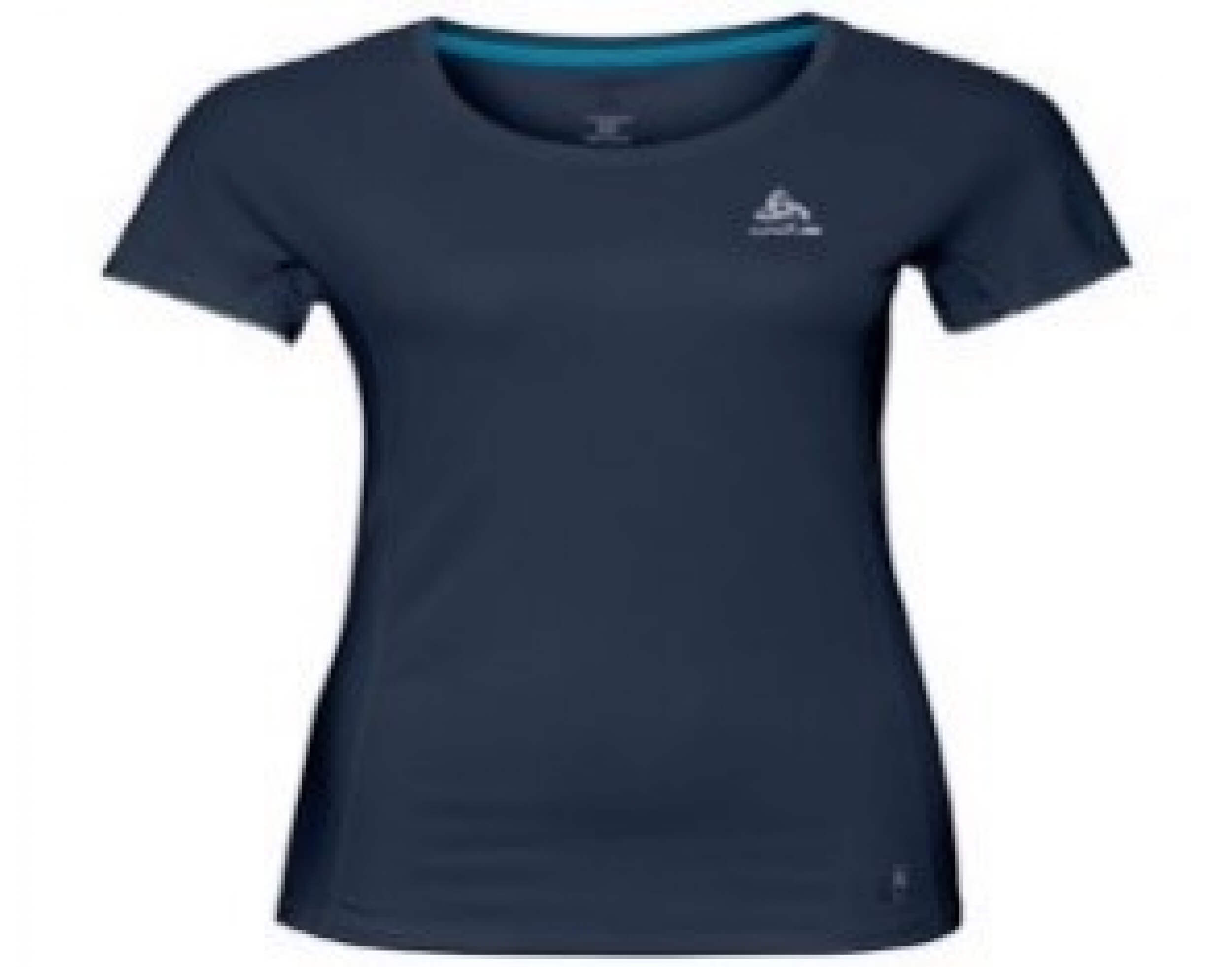 odlo Damen Running Shirt Omnius navy