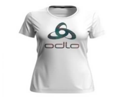 odlo Damen Running Shirt Element weiß 10704