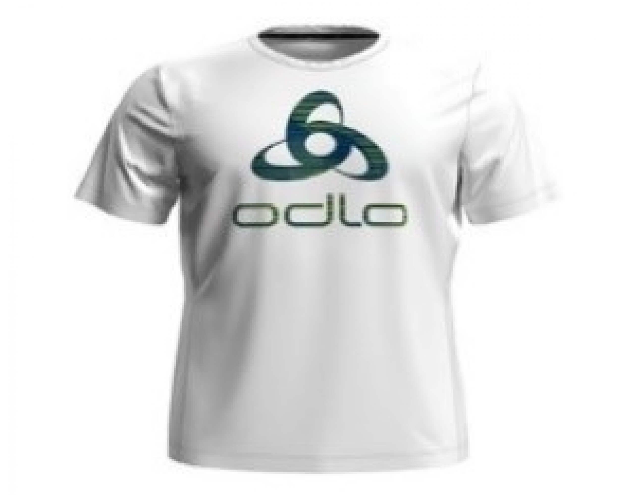 odlo Herren Running Shirt Element weiß 10704