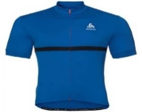 odlo Herren Bike Trikot Fujin blau 20429