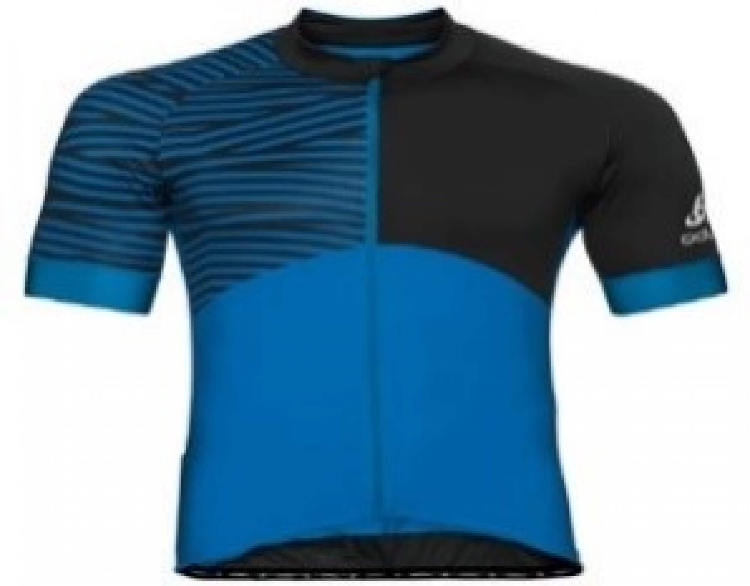 odlo Herren Bike Trikot Umbrail blau 20439