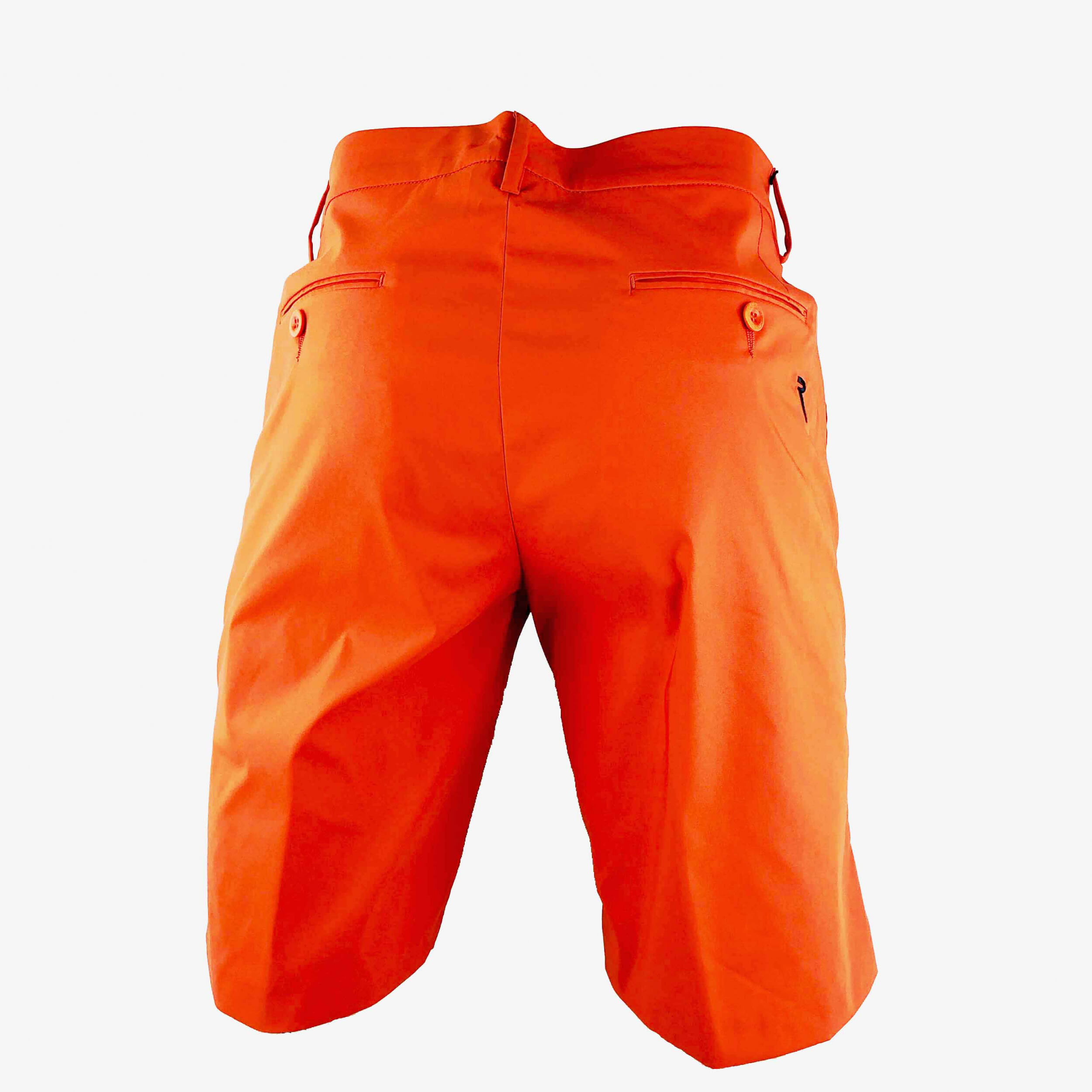 Chervo Herren Short Garcia DRY MATIC plasmatic 367 orange
