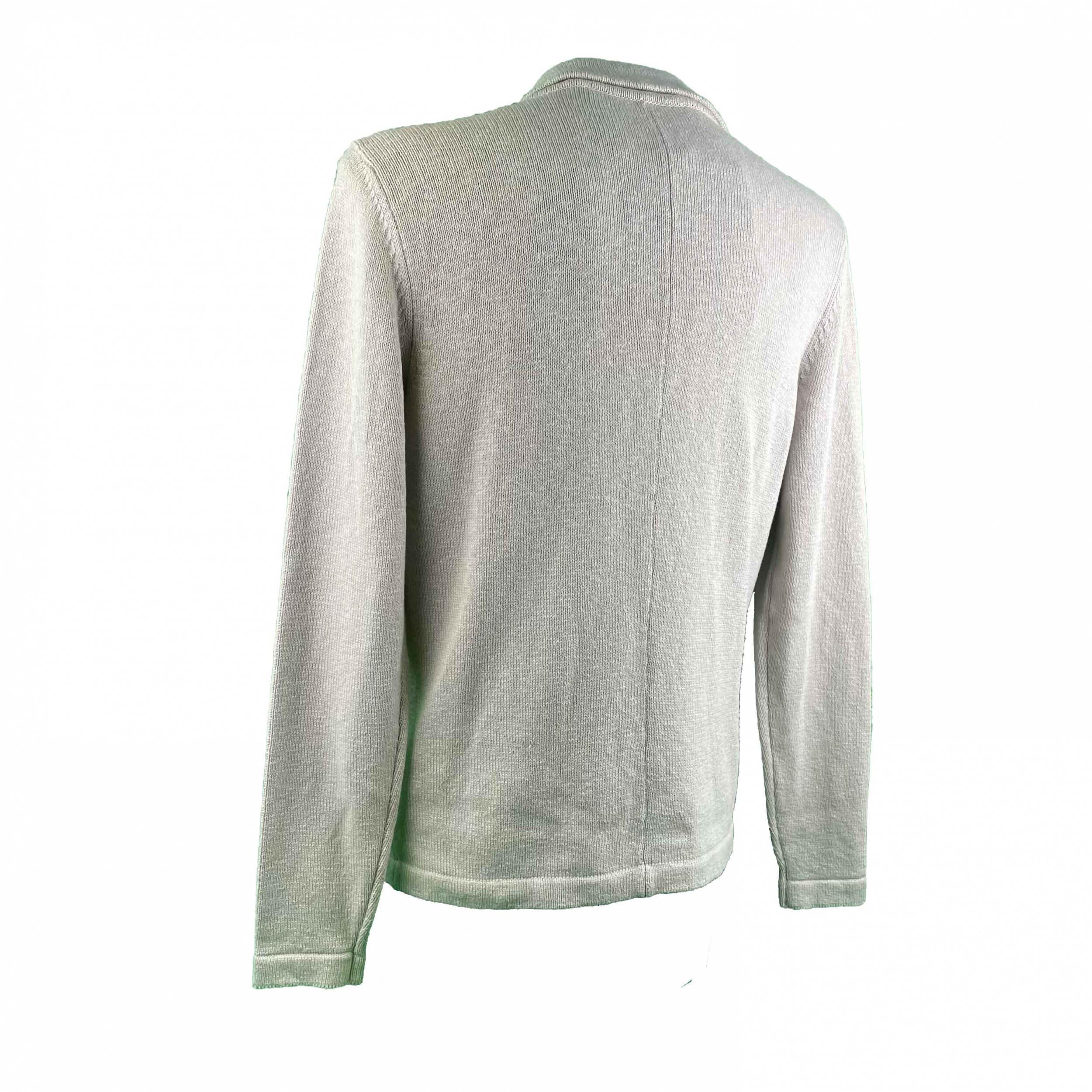 Chervo Herren Strick Sweater Nuccio beige 411