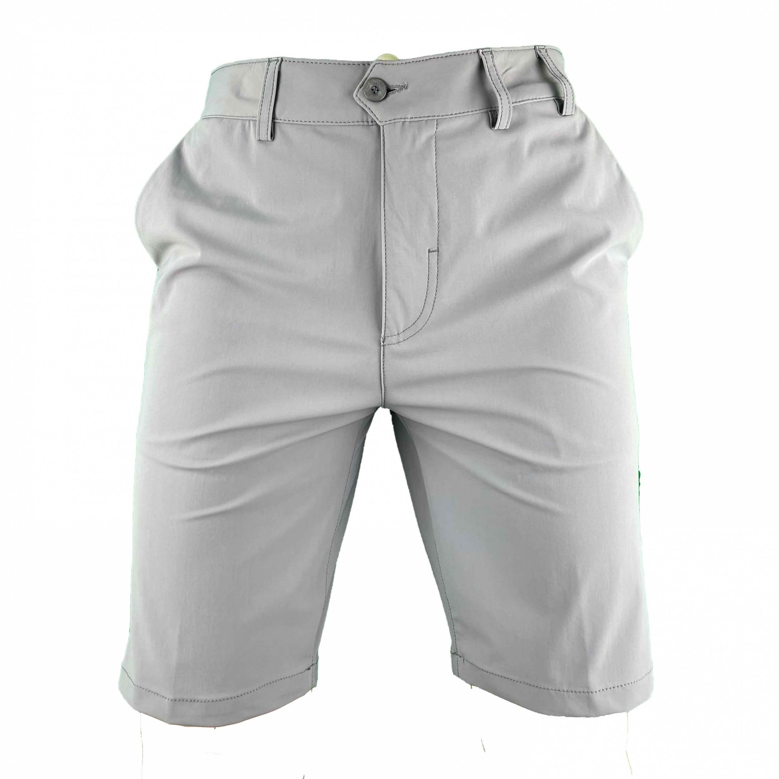 Chervo Herren Short Golf3 SUN BLOCK grau 940