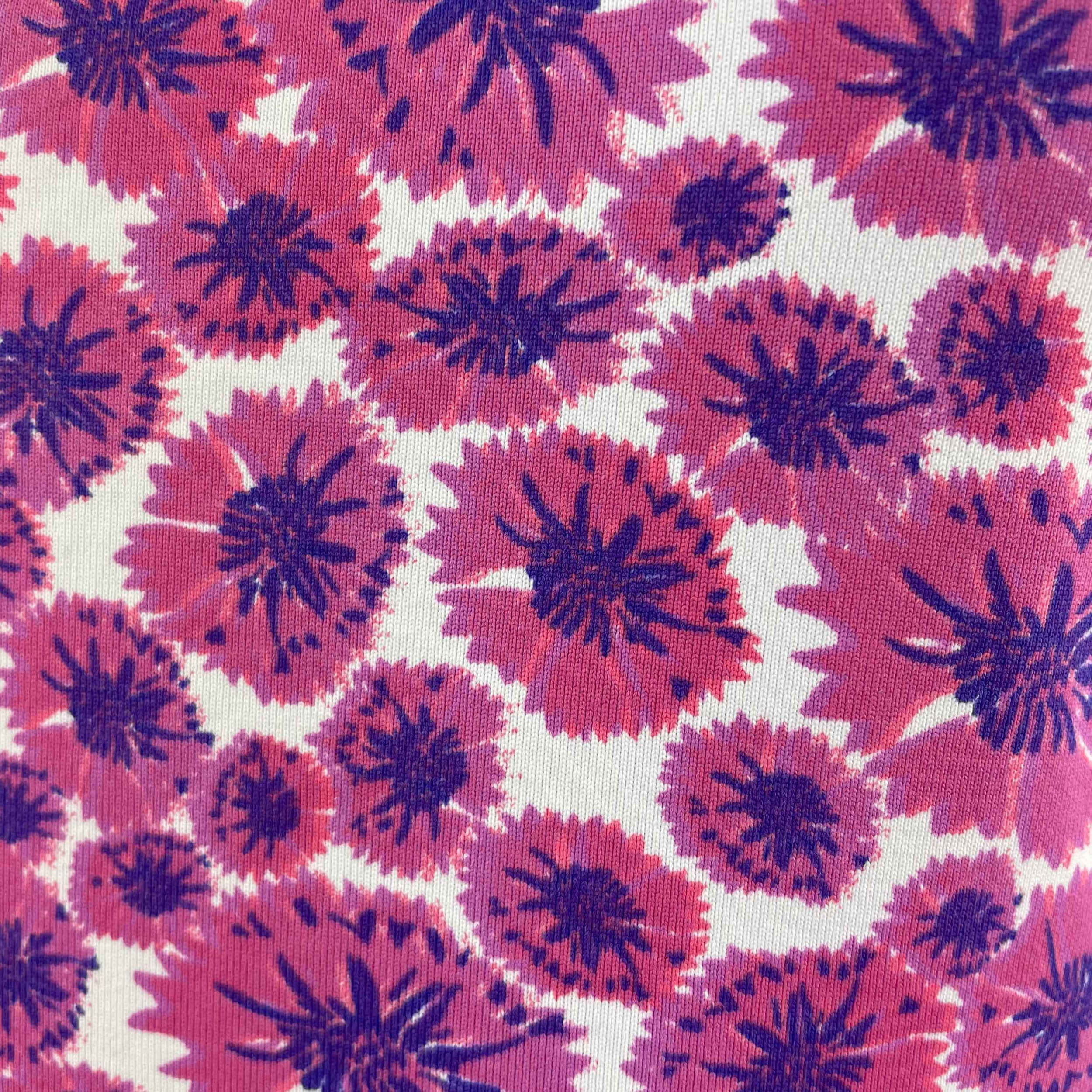 Chervo Damen Polo Avviso SUN BLOCK floral 21G