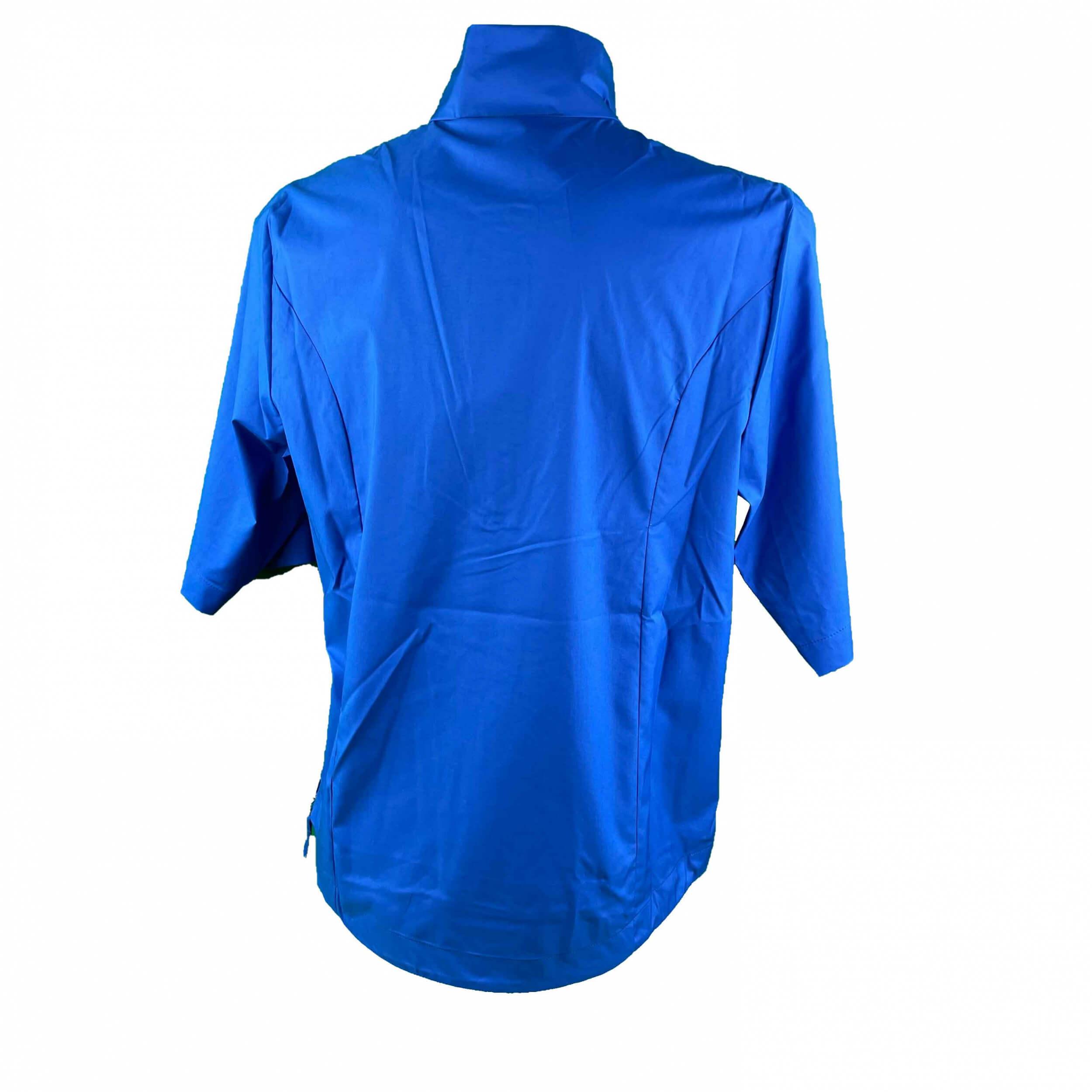 Chervo Herren Shirt Ribbon WIND LOCK blau 594