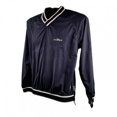 Chervo Herren Shirt Primitivo WIND LOCK navy 599
