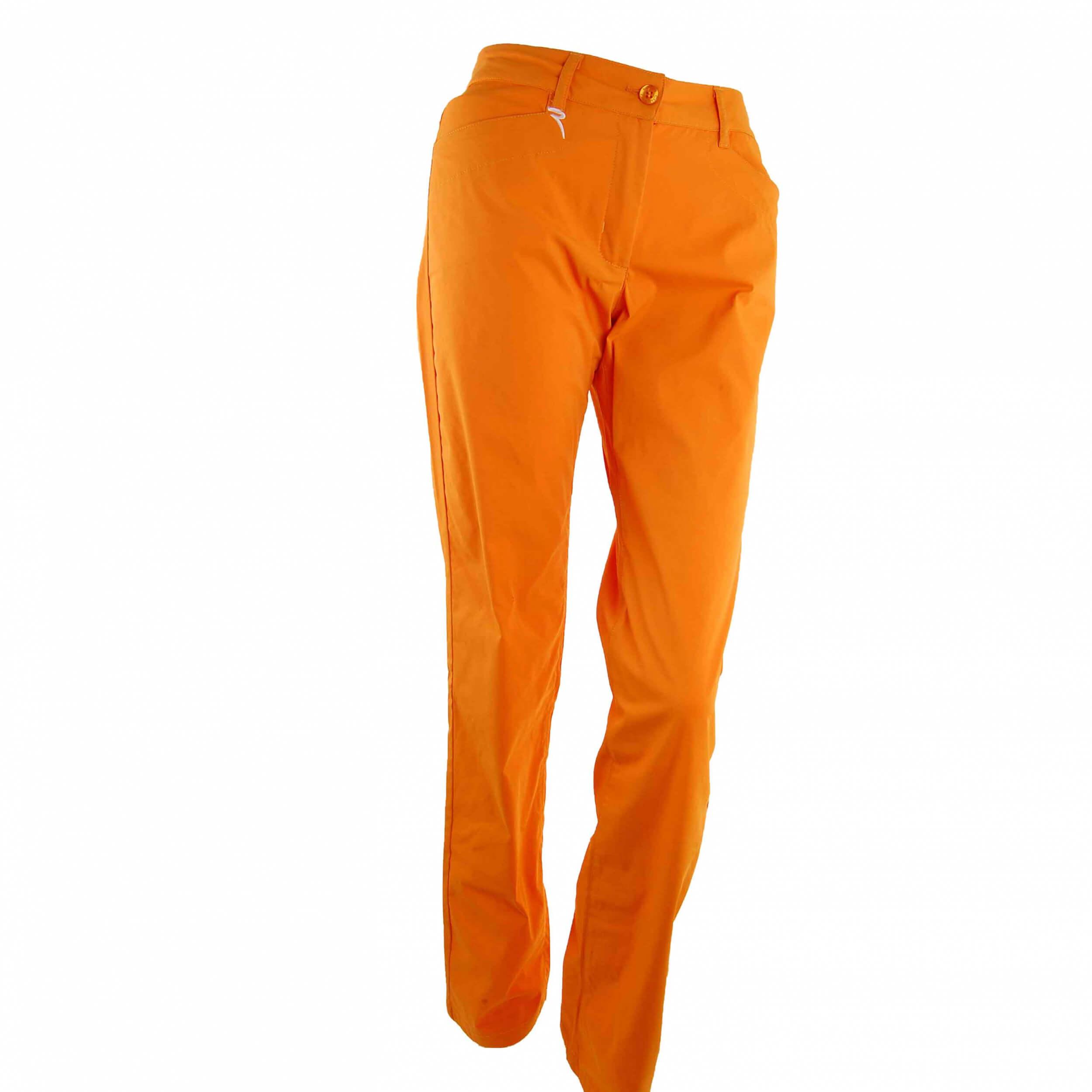 Chervo Damen Hose Sbrisa DRY MATIC orange 307 2.Wahl