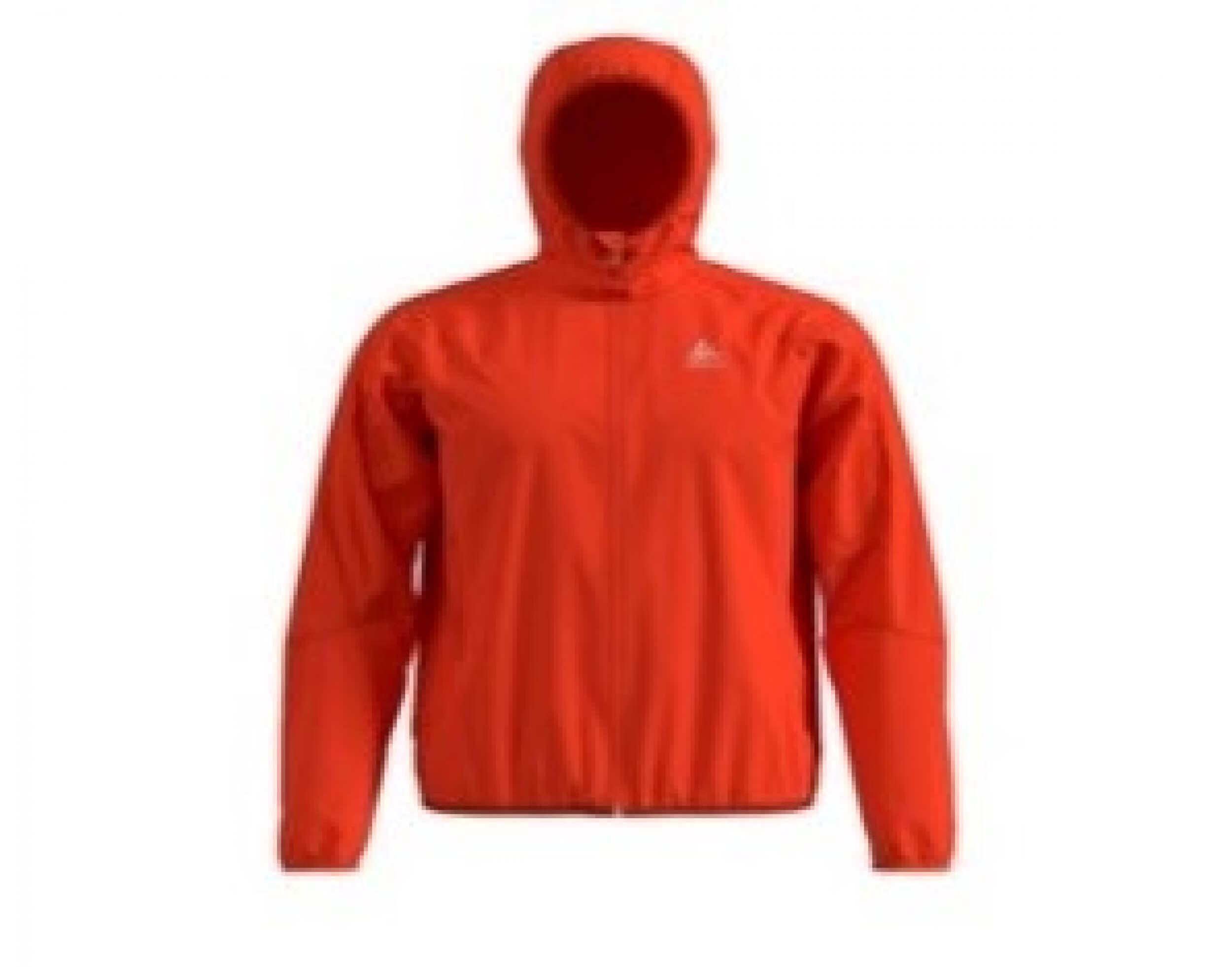 odlo Herren Outdoor Jacke Wisp orange 30642
