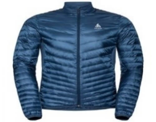 odlo Herren Outdoor Jacke Neon Cocoon blau 24100