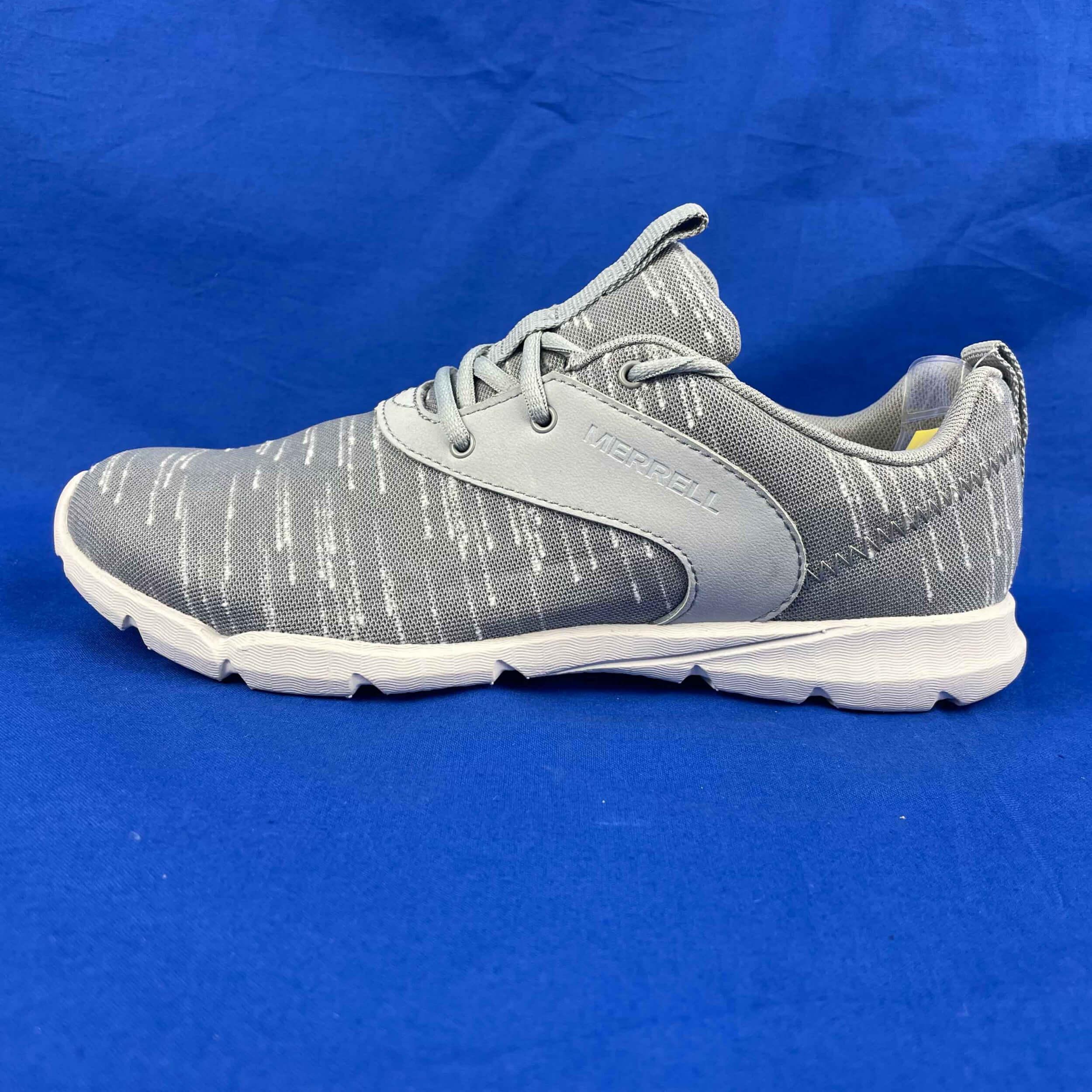 Merrell Damen Schuhe Flora Day Lace J90478 grau
