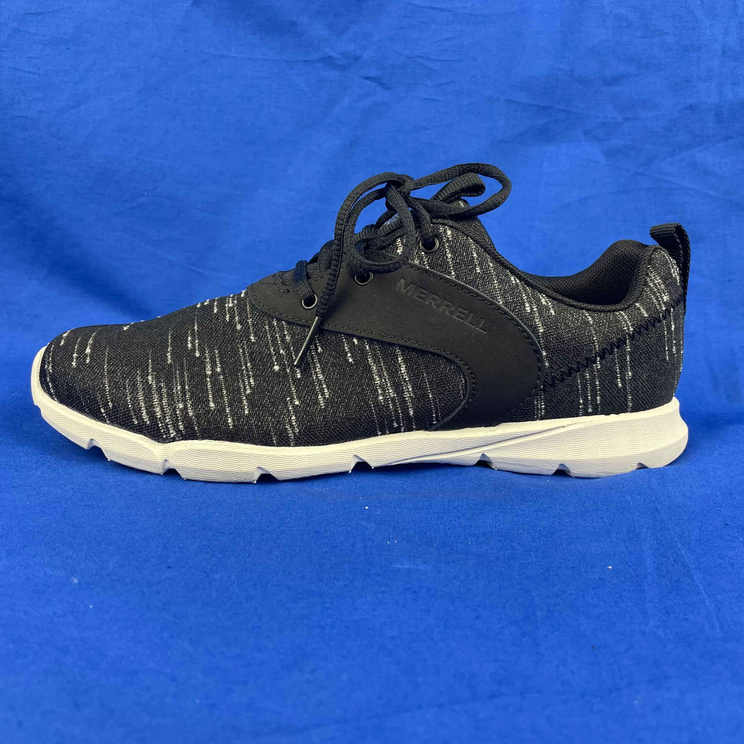 Merrell Damen Schuhe Flora Day Lace J97728 schwarz