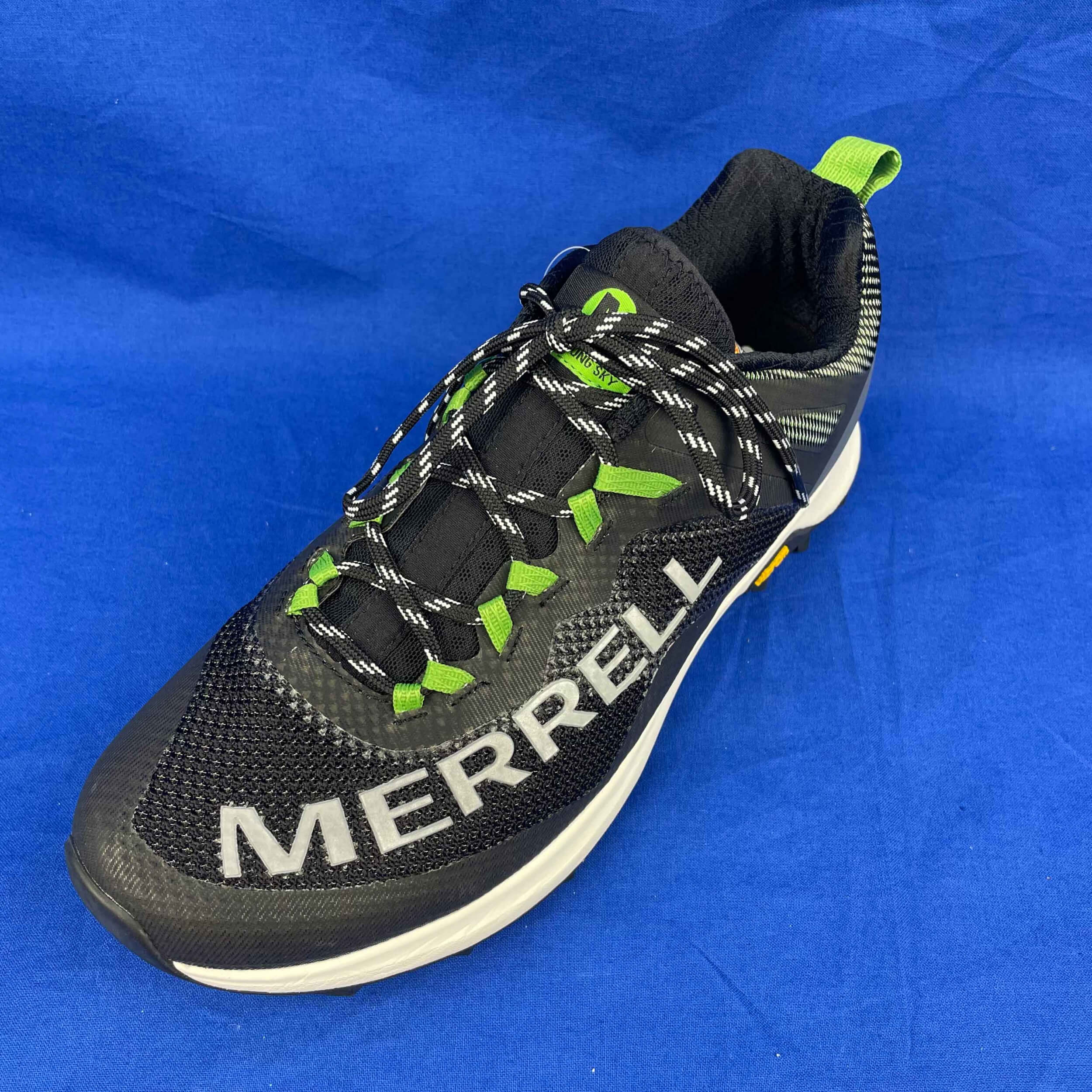 Merrell Herren Schuhe MTL Long Sky J066299 schwarz